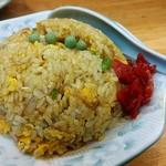 中華飯店青柳 - カレー炒飯