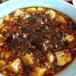 喜多八菜館 - 料理写真:麻婆豆腐