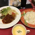 キッチン・レジェ - 限定日替わりランチ