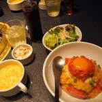 89751897 - Wローストビーフ丼