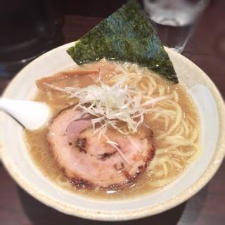 らー麺山之助 本店 - らー麺680円