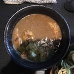 麺将 重厚軍団 - つけ汁