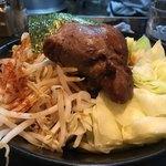 麺将 重厚軍団 - 肉塊