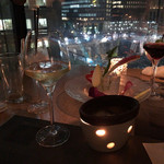AWkitchen TOKYO - 白ワインと夜景