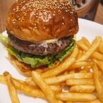 ハンバーガー&サンドイッチ カフェ サンドライフ -