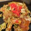 お好み焼 千代 - 料理写真:豚キムチ