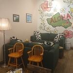 アグネス・ポーチュギーズベイクショップ・カフェ - 店内。