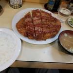 89757977 - メンチカツ定食 1,150円