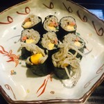 Kurumitei - 蕎麦寿司