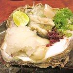 昇和 - 岩牡蠣はぷりんぷりんでド迫力☆