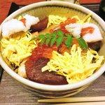 昇和 - ランチの「海鮮ちらし寿司」♪