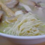 きよし食堂 - 麺