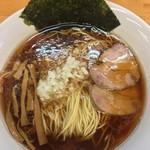 らーめんつけ麺 びんびん亭 - 料理写真:ラーメン(600円)