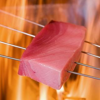 炉端焼き専門店ならではのお料理多数!
