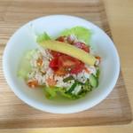 シモネッタ - 料理写真:お米のサラダ