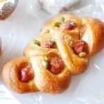 パンジャ - 粗挽きウインナーエピ