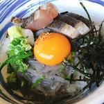 89766456 - サワラ丼(1300円)