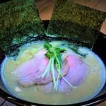 たけめん - 牛テールスープラーメン(レギュラー醤油)