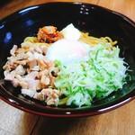 たけめん - ガッツリ麺