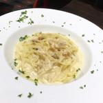 Ciao centro - 白身魚と野菜のラグー クリームソース