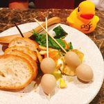 肉料理 肉の寿司 okitaya -
