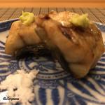 千載一遇 - 真珠湖産の天然鰻の白焼