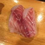 福寿司 - 季節のイサキ