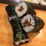 福寿司 - かんぴょう巻