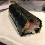 渋谷 道玄坂 肉寿司 - 桜納豆