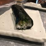 渋谷 道玄坂 肉寿司 - 肉ツナ