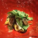 インコントラ・ヒラヤマ - 鰊の山椒漬 アーリオオーリオ