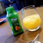 オステリア イタリアーナ コバ - 洋梨のジュース