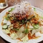 創作中華一達 美中味 - 冷やし担々麺¥850