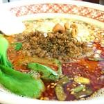 """自家製麺 魚担々麺・陳麻婆豆腐 """"dan dan noodles"""" - 白胡麻担々麺 850円"""