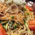 永吉 - 棒々鶏冷麺