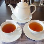 アーユルヴェーダ・カフェ ディデアン - 紅茶