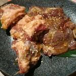 牛角 - カルビ&ハラミランチのお肉
