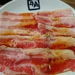 牛角 - ファミリーカルビ(タレ)¥390