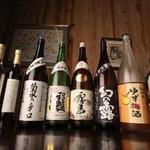 喜三郎農場 - ドリンク写真:焼酎各種ご用意しております。