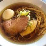 麺童豊香 - 料理写真:中華そば(醤油)