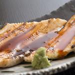 寿司好 - 料理写真:焼き穴子