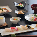 寿司好 - 料理写真:昼コース