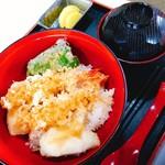 そば処 峠の茶屋 - 料理写真:天丼1000円
