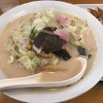 リンガーハット - 料理写真:ちゃんぽん ※麺量1.5倍