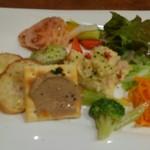 89781552 - 野菜盛り合わせ前菜