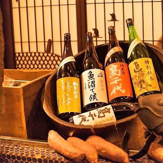 地元熊谷の蔵元権田酒造の日本酒