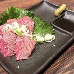 神戸牛・個室焼肉 大長今 - 大長今コース 5980円→ 特上ロースト牛刺し