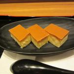鶏三和 - 名古屋コーチンたまごぷりん 400円