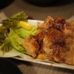 名古屋コーチン専門店 玄蔵 - 【揚げ物】熟成鶏の唐揚げ