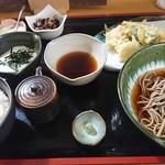 蕎麦人 - 四季彩三味1,900円